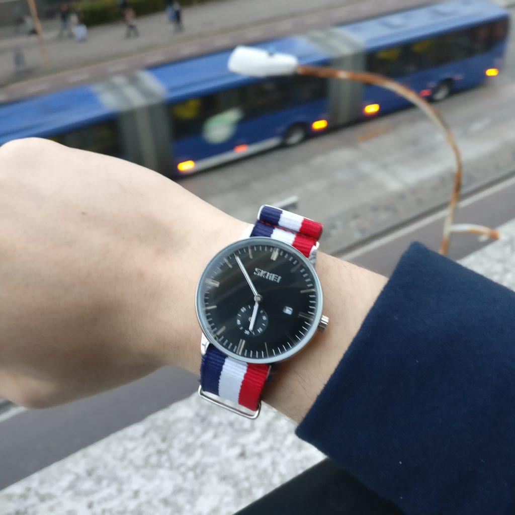 Relógio da SKMEI é bom?